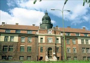 A épület