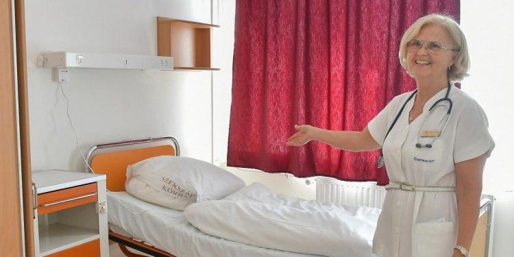Hospice részleggel gyarapodott a Tolna Megyei Balassa János Kórház