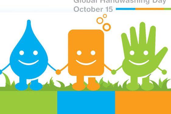 A Kézmosás Világnapja: október 15.