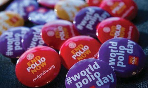 A járványos gyermekbénulás elleni küzdelem világnapja: október 24.