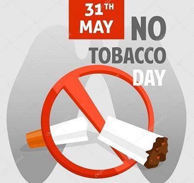 Május 31. – Dohányzásmentes Világnap.
