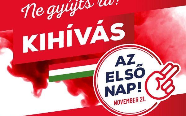 """November 21. Dohányzásellenes Világnap – az akaraterő és a """"Ne gyújts rá!"""" kihívás első napja!"""
