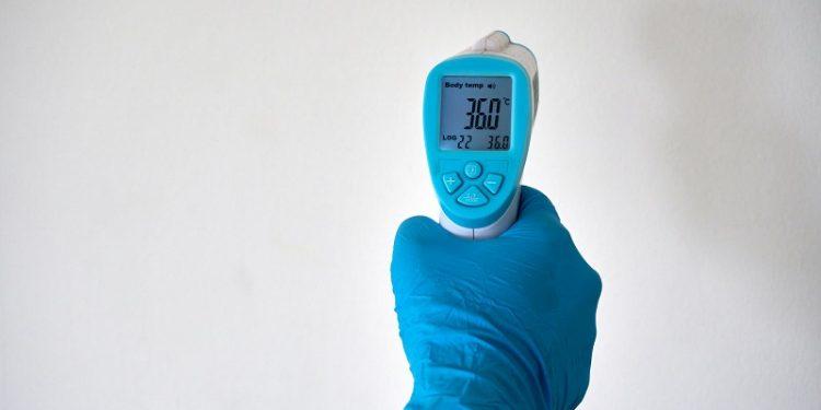 Tájékoztatás a kórházba belépők kötelező hőmérsékletméréséről