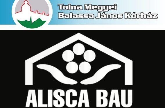Ünnepi felajánlás a Tolna Megyei Balassa János Kórház karácsonykor is helytálló dolgozóinak