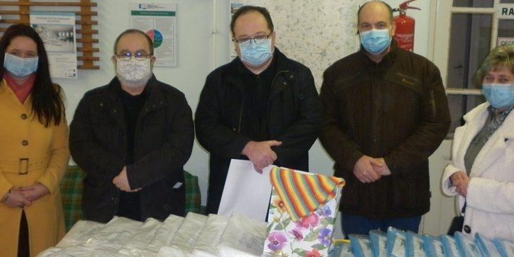 Eszközadomány és önkéntes segítség a Kórházlelkészségtől a szekszárdi Balassa-kórháznak