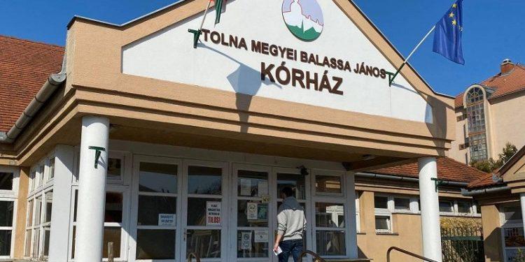 Tájékoztató a látogatási tilalom feloldásáról és a látogatási célú belépés rendjéről, a Tolna Megyei Balassa János Kórházban